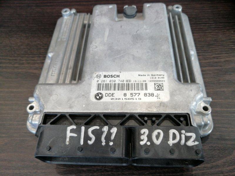 Эбу dde Bmw X5 F15 2013 (б/у)