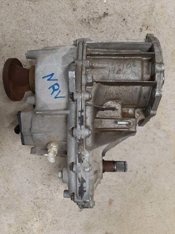 Раздатка Volkswagen Amarok 2H 2010 (б/у)