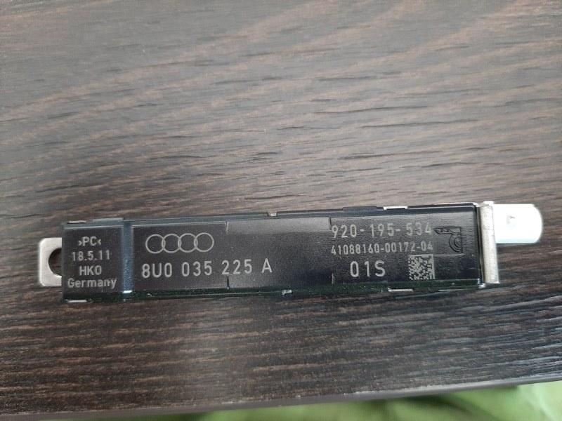 Усилитель разнесенной антенны Audi Q3 8U 2012 (б/у)