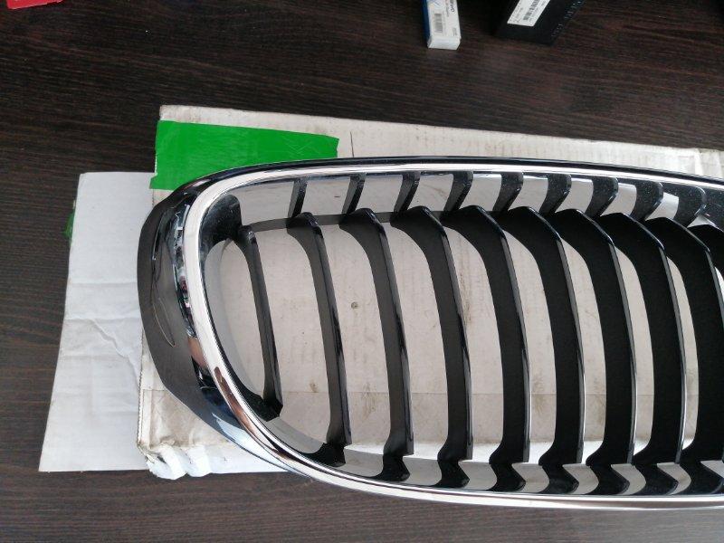 Решетка радиатора Bmw 3-Series F34 2011 передняя