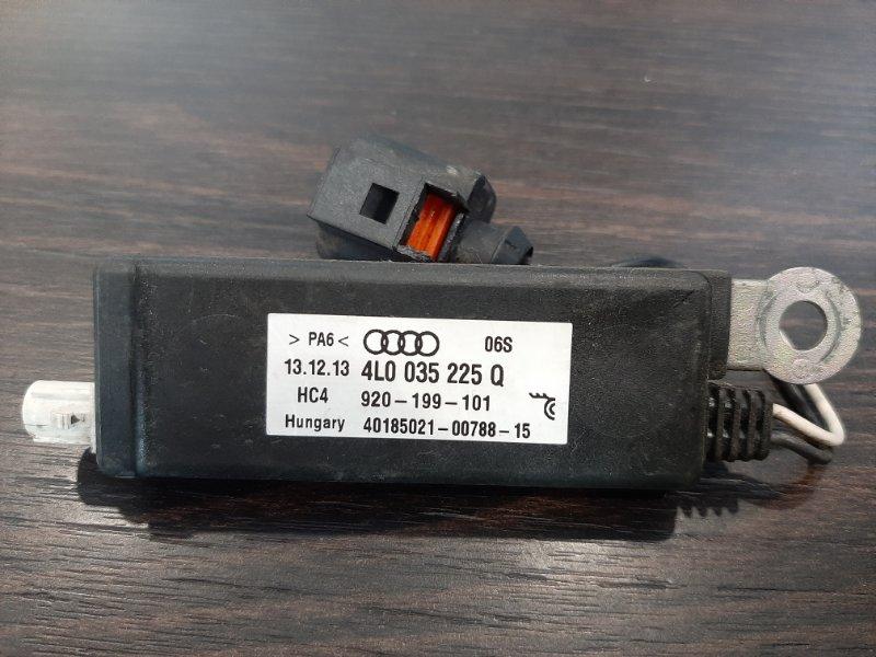 Усилитель разнесенной антенны Audi Q7 4L 2005 (б/у)