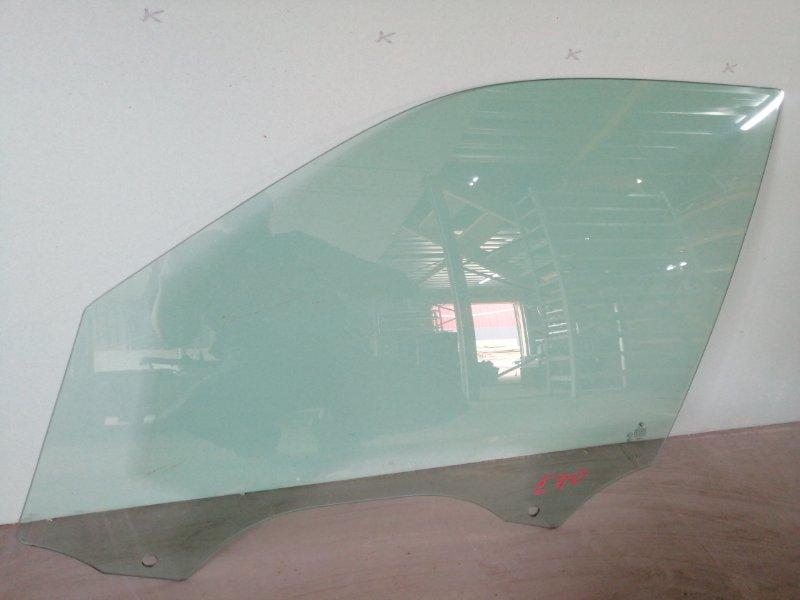 Стекло двери Bmw X5 E70 2007 переднее левое (б/у)