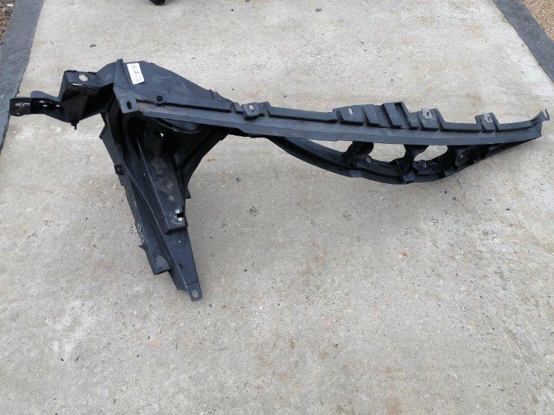 Кронштейн крыла Bmw X5 E70 4.0 N57D30B 2009 передний левый (б/у)