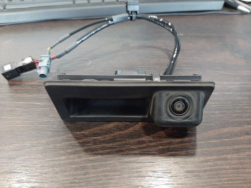 Камера заднего вида Audi Q7 4M 3.0 CRT 2016 (б/у)