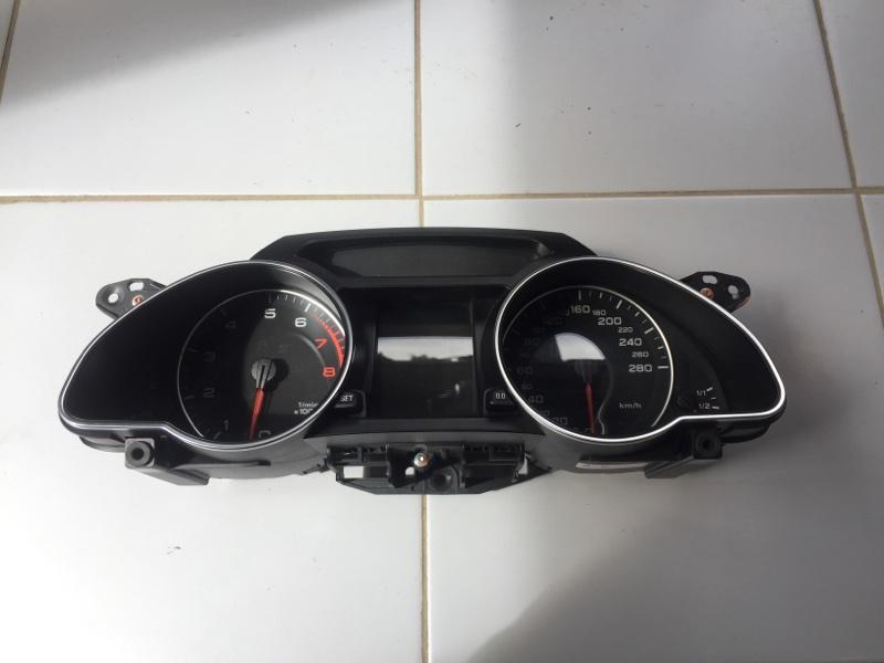 Щиток приборов Audi A4 8K 3.0 CAK 2008 (б/у)