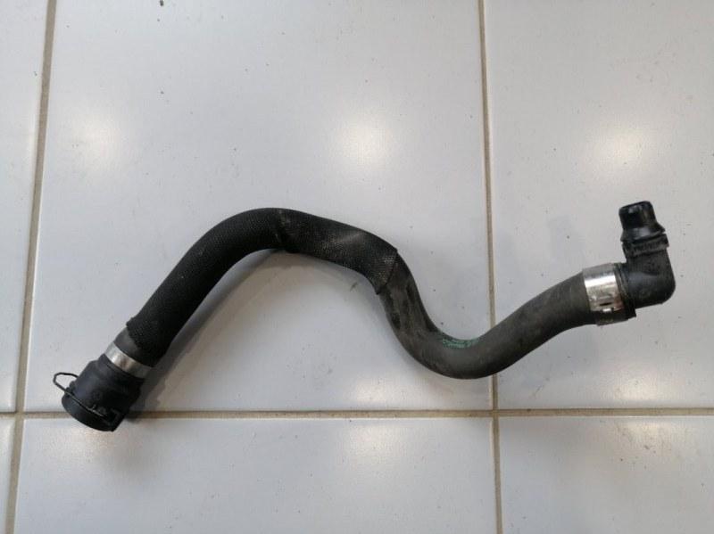 Патрубок охлаждения двигателя Bmw X5 E70 4.0 N57D30B 2009 передний (б/у)