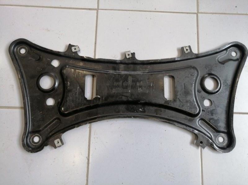Защита двигателя Bmw X3 F25 2.0 N47D20C 2012 нижняя (б/у)