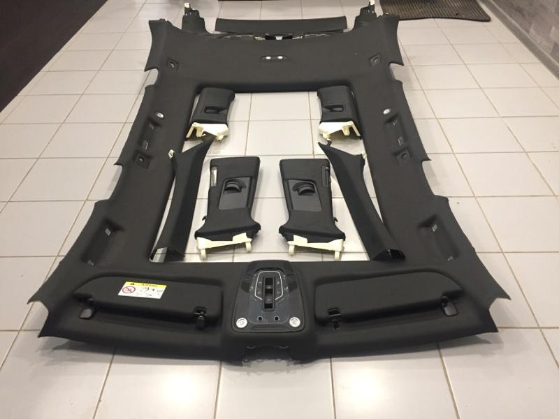 Потолок Audi Q7 4M 3.0 CRT 2016 (б/у)