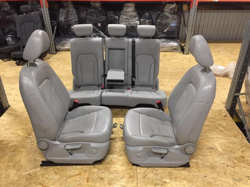 Салон Audi Q5 8R 2008 (б/у)