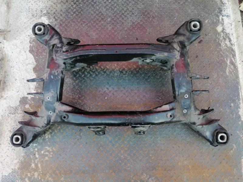 Подрамник Bmw X3 F25 2.0 N47D20C 2012 задний нижний (б/у)