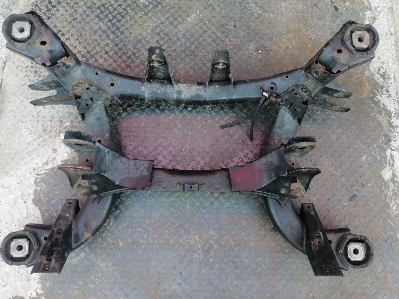 Подрамник Bmw X5 E70 4.0 N57D30B 2009 задний нижний (б/у)