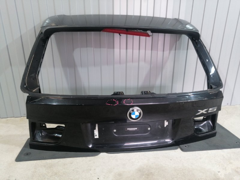 Крышка багажника Bmw X5 E70 4.0 N57D30B 2009 задняя верхняя (б/у)