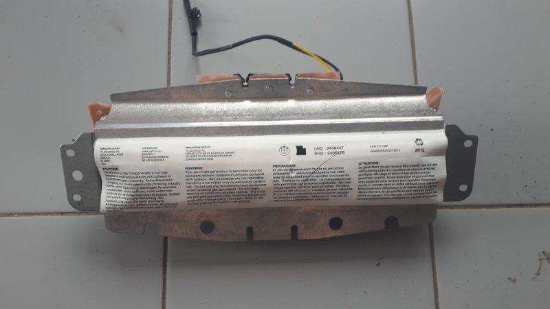 Подушка безопасности пассажира Bmw X5 E70 4.0 N57D30B 2009 передняя (б/у)