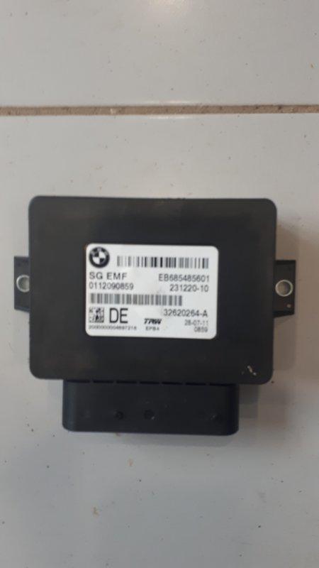 Блок управления emf Bmw X3 F25 2.0 N47D20C 2012 (б/у)