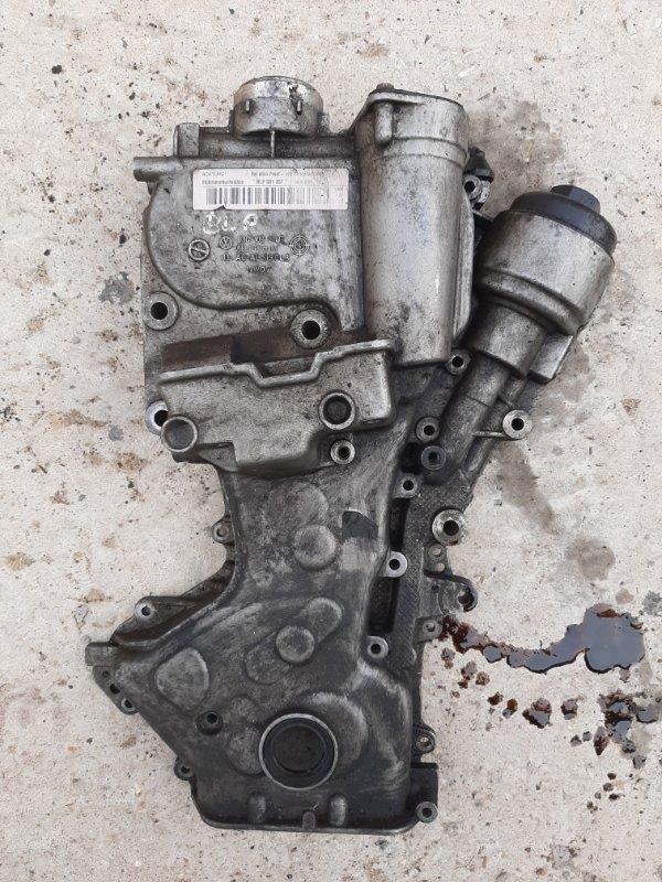 Корпус масляного фильтра Audi A3 8P 2004 (б/у)