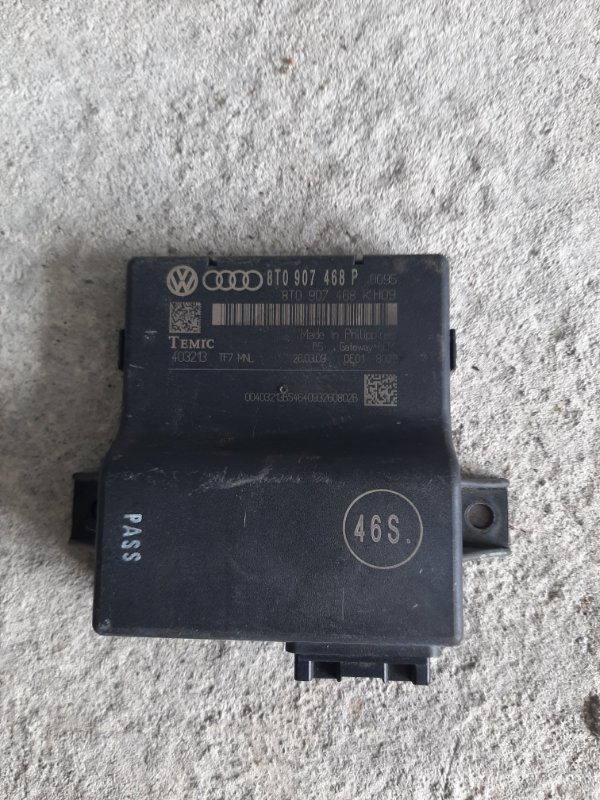 Блок управления интерфейсом Audi A4 8K 3.0 CAK 2010 (б/у)