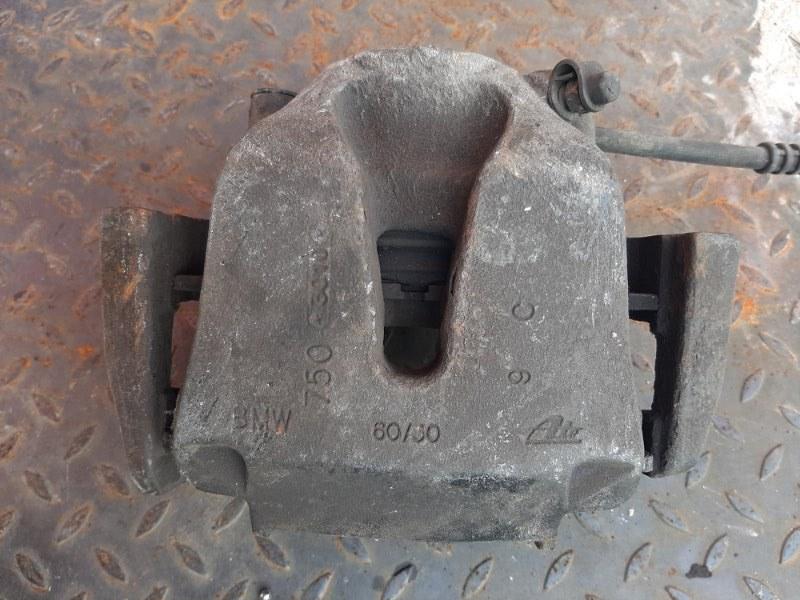 Суппорт тормозной Bmw X5 E70 4.0 N57D30B 2009 передний правый (б/у)