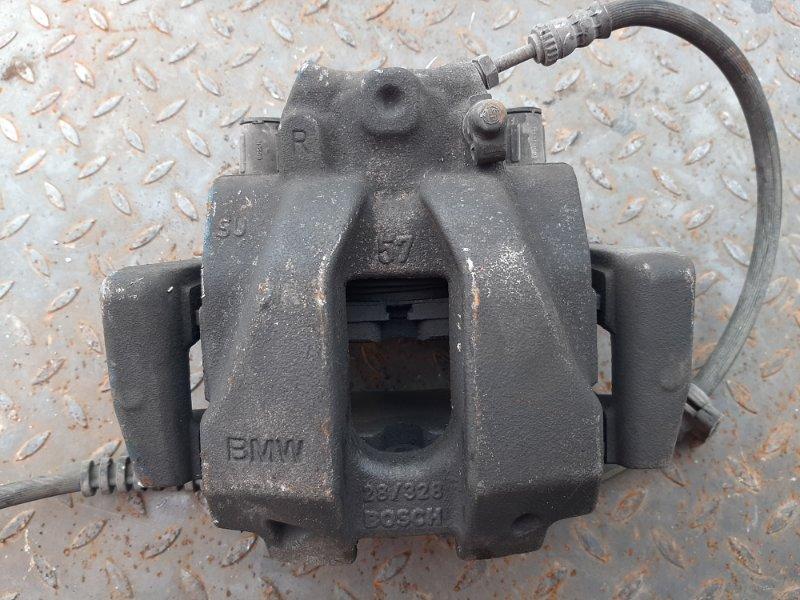 Суппорт тормозной Bmw X3 F25 2.0 N47D20C 2012 передний правый (б/у)