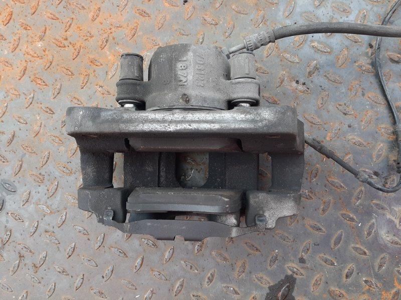 Суппорт тормозной Bmw X3 F25 2.0 N47D20C 2012 передний левый (б/у)