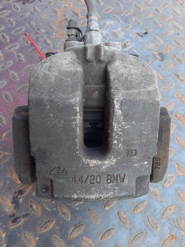 Суппорт тормозной Bmw X5 E70 4.0 N57D30B 2009 задний левый (б/у)