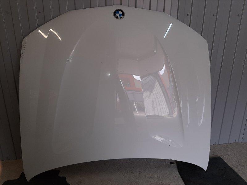 Капот Bmw X3 F25 2.0 N47D20C 2012 передний (б/у)