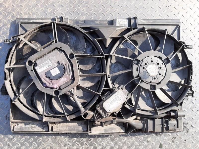 Диффузор вентиляторов Audi A4 8K 3.0 CAK 2008 (б/у)
