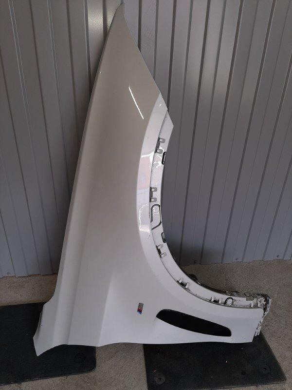 Крыло Bmw X6 F16 4.0 N57D30B 2013 переднее правое (б/у)