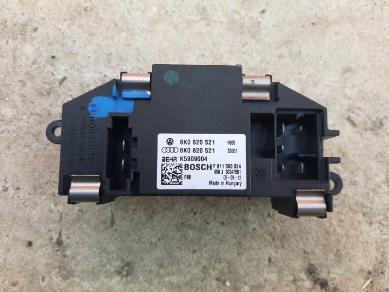 Регулятор вентилятора Audi A4 8K 3.0 CAK 2008 (б/у)