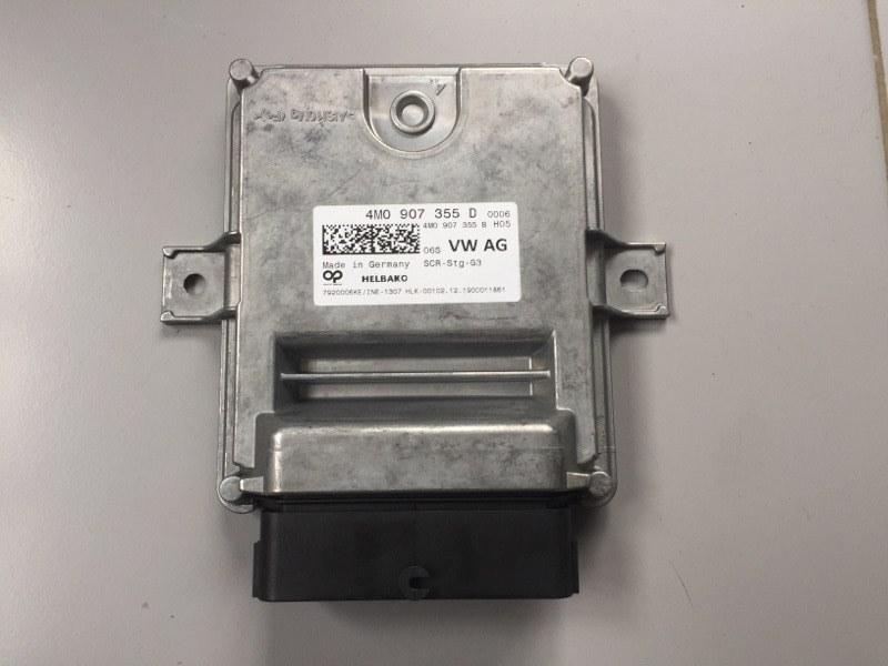 Блок системы восстановителя Volkswagen Touareg CR7 2020 (б/у)