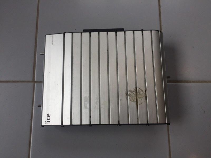 Усилитель звука Audi A8 4H 2010 (б/у)