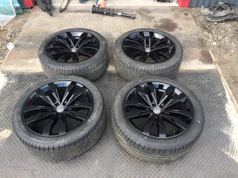 Комплект колес Volkswagen Touareg CR7 2020 (б/у)