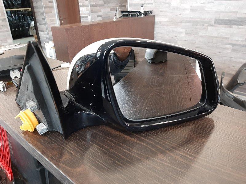 Зеркало Bmw 3-Series F34 2.0 B48B20B 2016 переднее правое (б/у)