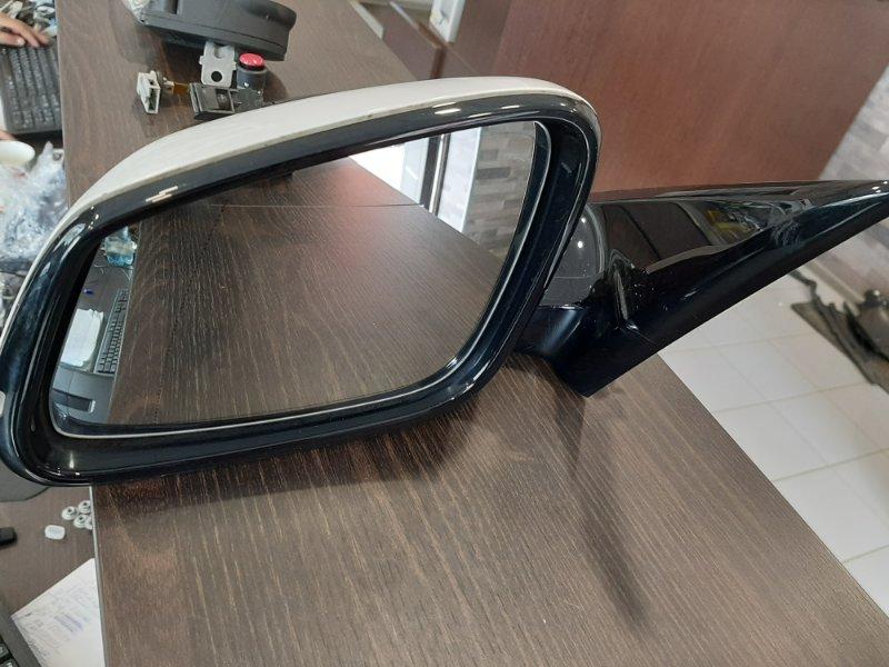 Зеркало Bmw 3-Series F34 2.0 B48B20B 2016 переднее левое (б/у)