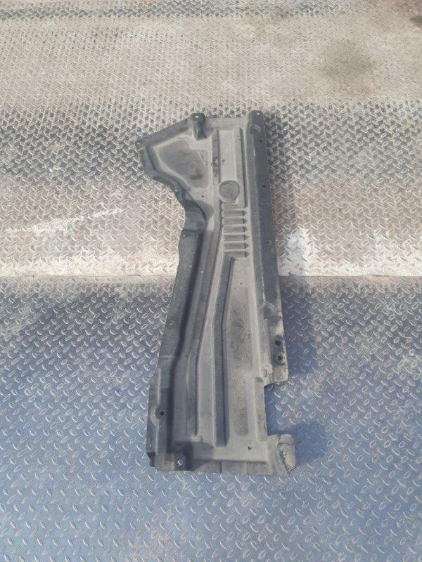 Облицовка днища кузова Bmw X5 F15 3.0 N57D30A 2013 левая (б/у)