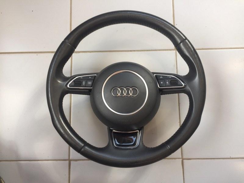 Руль Audi A6 4G 2.0 CYPA 2016 (б/у)