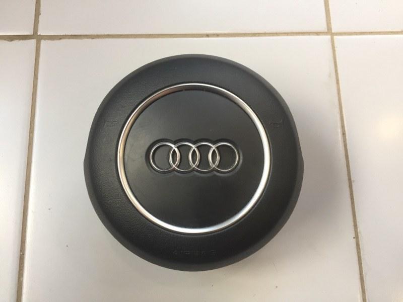 Подушка безопасности в руль Audi A6 4G 2.0 CYPA 2016 (б/у)