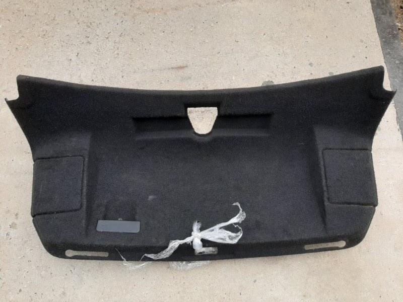 Обшивка багажника Audi A4 8K 3.0 CAK 2008 задняя (б/у)