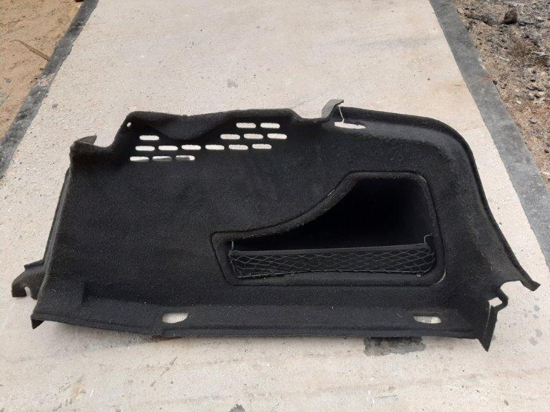 Обшивка багажника Audi A4 8K 3.0 CAK 2008 задняя правая (б/у)