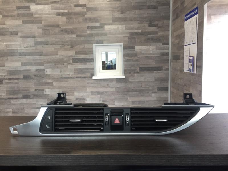 Дефлектор торпеды Audi A6 4G 2.0 CYPA 2016 (б/у)
