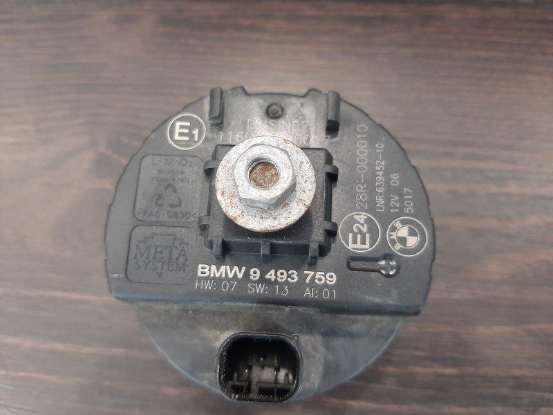 Сирена с автон.пит. Bmw X5 F15 3.0 N57D30A 2013 задняя (б/у)