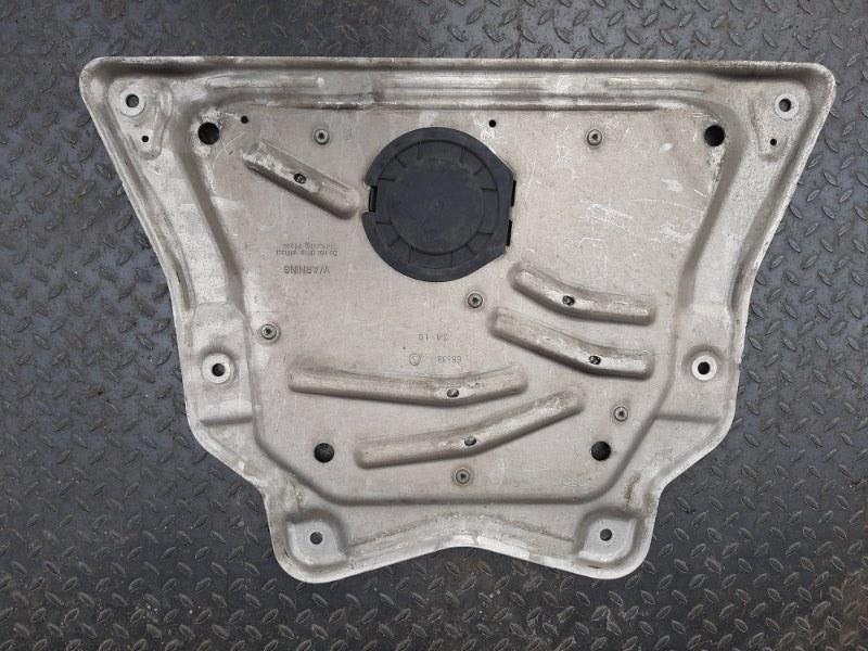 Защита двигателя Bmw X6 F16 4.0 N57D30B 2013 (б/у)