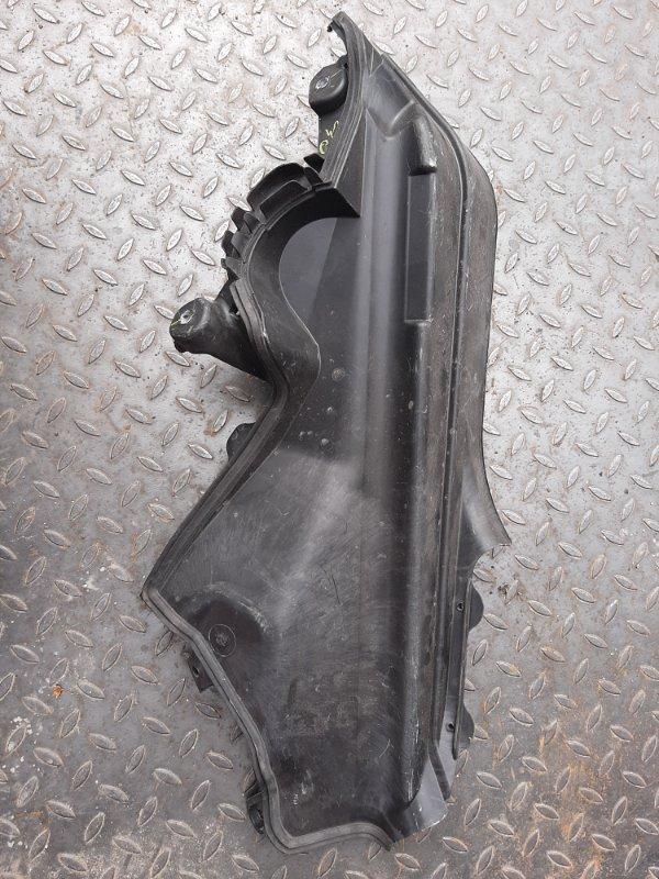 Перегородка моторного отсека Bmw X6 F16 4.0 N57D30B 2013 правая (б/у)