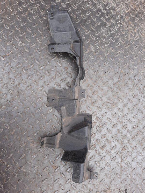 Кожух рулевого механизма Bmw X6 F16 4.0 N57D30B 2013 левый верхний (б/у)