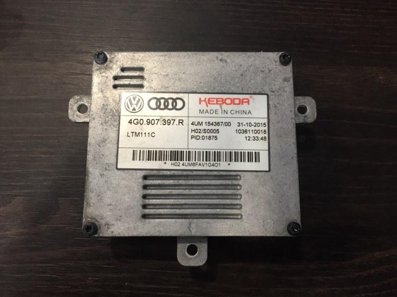 Блок диодов Audi A6 4G 2015 (б/у)