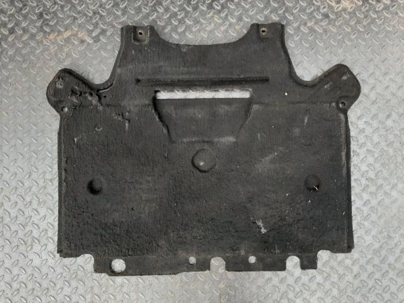 Защита двигателя Audi A4 8K 3.0 CAK 2008 передняя (б/у)