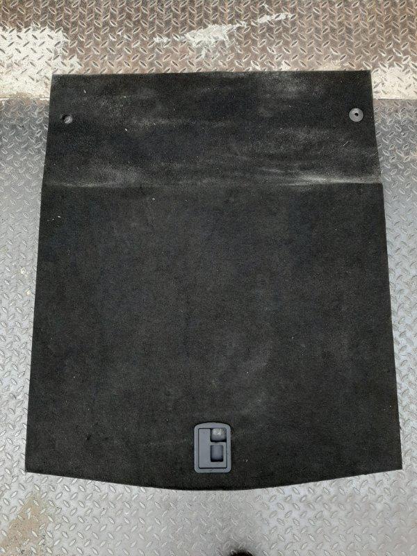 Пол багажника Audi A4 8K 3.0 CAK 2008 задний (б/у)