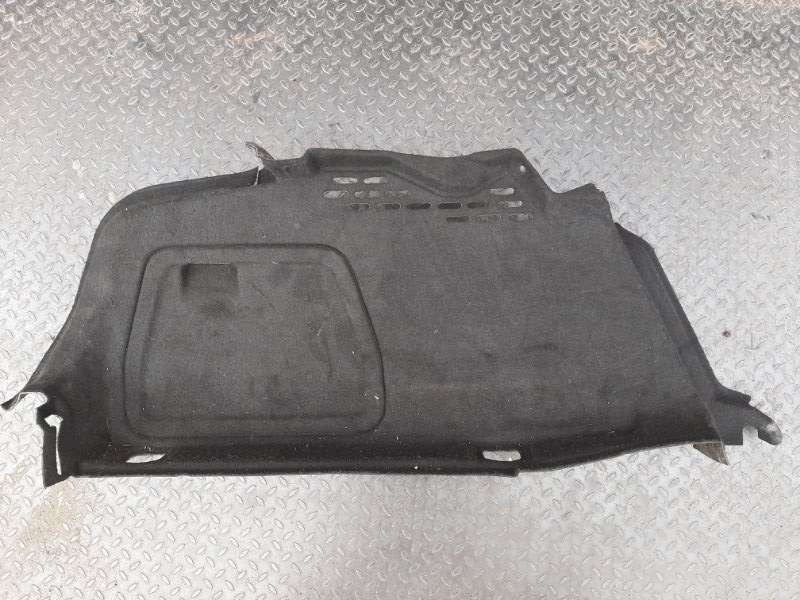 Обшивка багажника Audi A4 8K 3.0 CAK 2008 задняя левая (б/у)