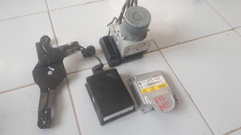Комплект acc Bmw X6 F16 4.0 N57D30B (б/у)