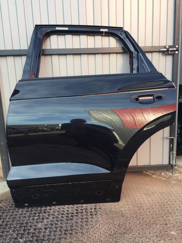 Дверь Volkswagen Touareg CR7 3.0 TDI DEN 2020 задняя левая (б/у)