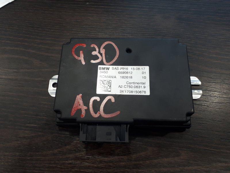 Блок управления sas Bmw 5-Series G30 3.0 B48B20B 2016 (б/у)